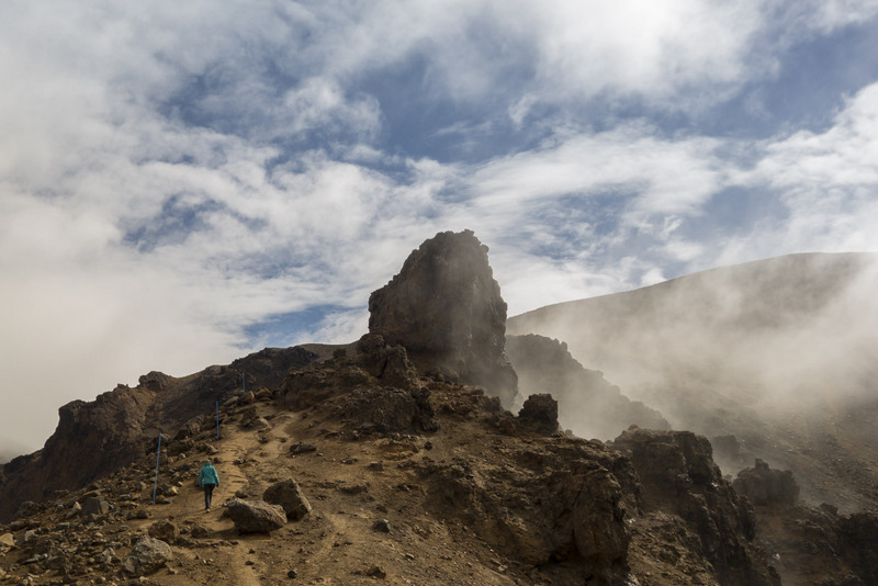 Tongariro Crossing Neuseeland Highlights Nordinsel