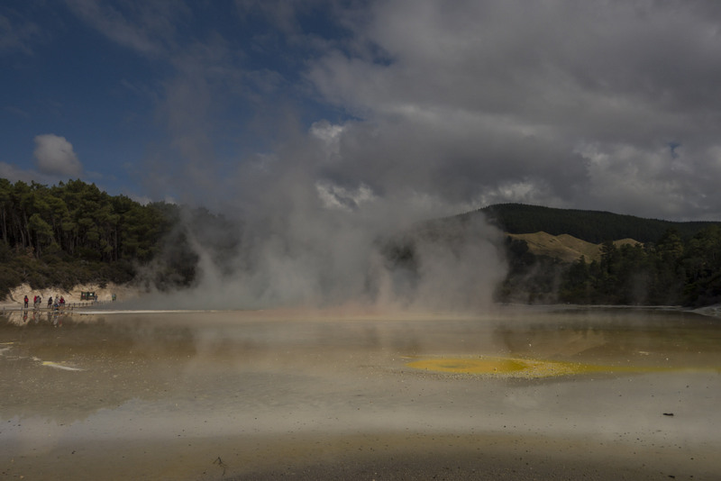 Wai-O-Tapu Thermal Wonderland Neuseeland Highlights Nordinsel
