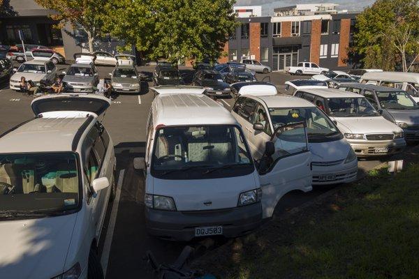 Neuseeland Auo Verkauf Car Market Auckland