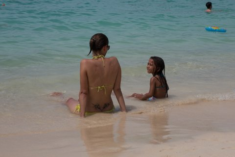 Reise Sprache lernen Kind