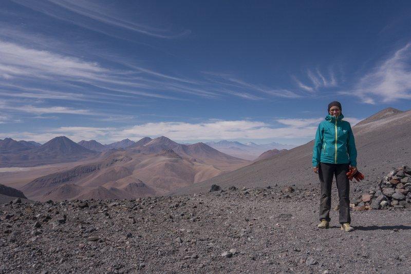Reisebegegnungen Vulkan Lascar
