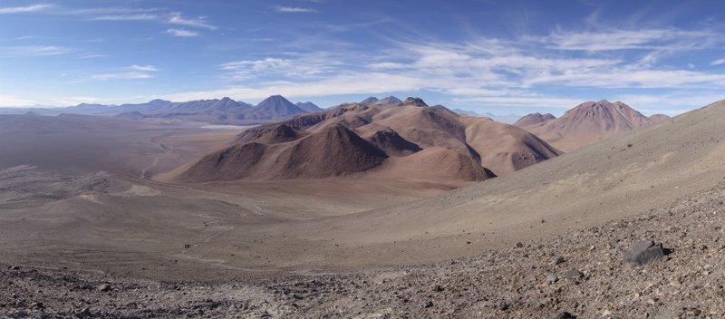 Vulkan Lascar Reisebegegnungen