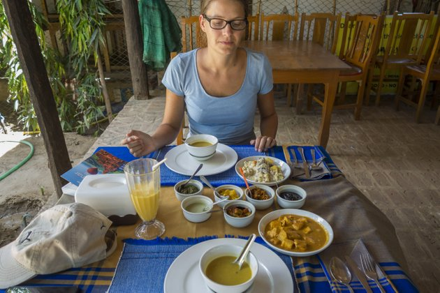 Myanmar Bagan Aroma 2 Restauranttipp