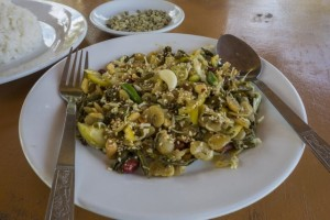 Myanmar Inle See Tea Leaf Salad