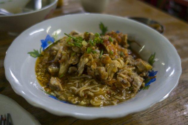 Myanmar Reisekosten Essen und Trinken