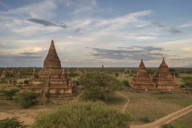 Myanmar Reisen Bagan