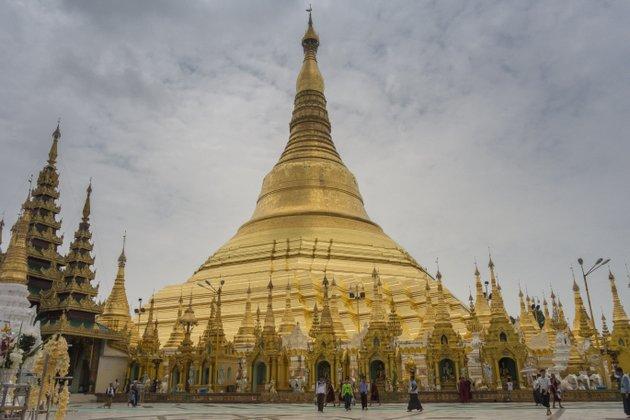 Myanmar Reisen Shwedagon Paya