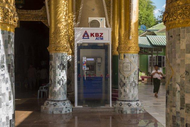 Myanmar Reisevorbereitung Geld und Währung