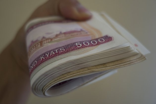 Myanmar Reisevorbereitung Währung und Geld