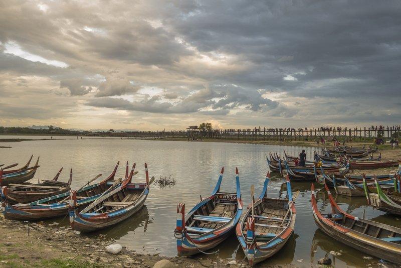 Myanmar Reisezeit Mandalay