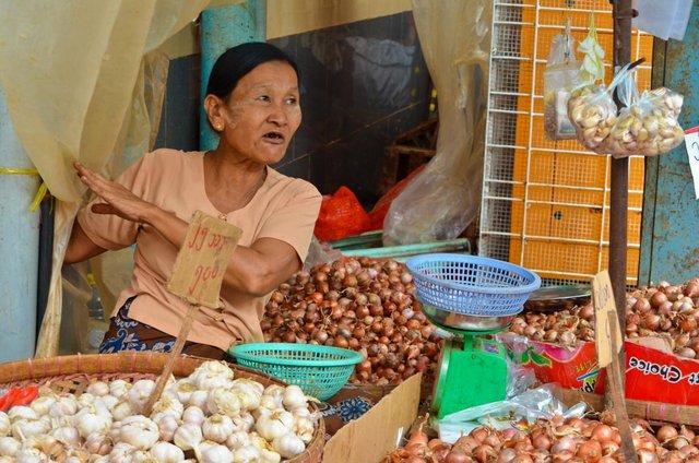 Myanmar Yangon Markt (2)
