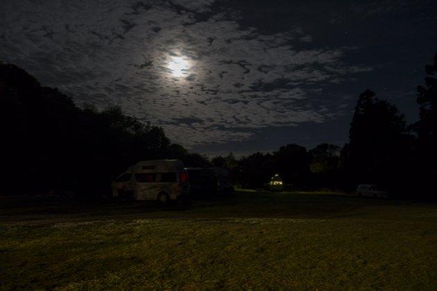 Neuseeland Campingplatz Aroha Island Roadtrip