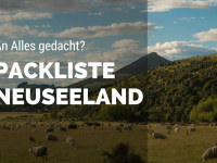 Die Neuseeland Packliste