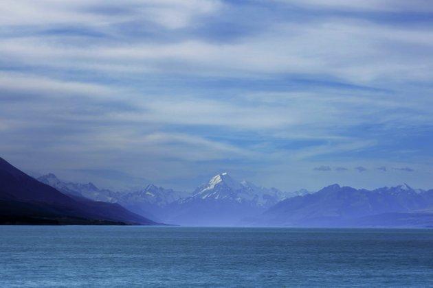 Neuseeland Roadtrip Campingplatz Lake Pukaki
