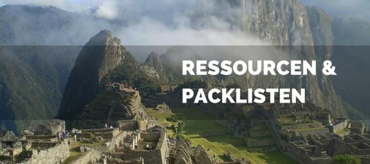 Reiseplanung für Aktiv-Reisende: Nützliche Tools und Links