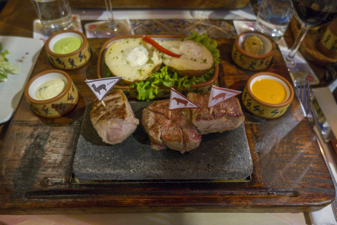 Restaurant Zig Zag Arequipa Peru