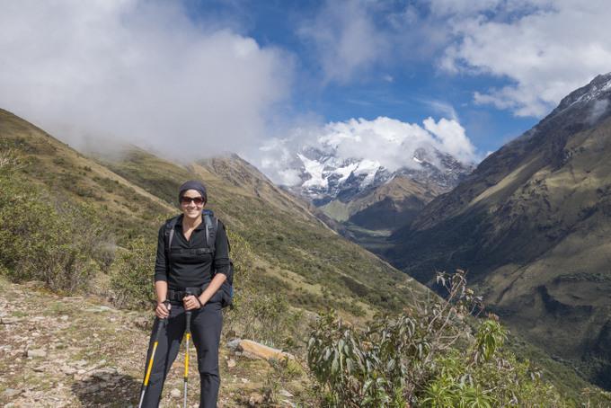 Trekking Salkantay Trek Tag 1