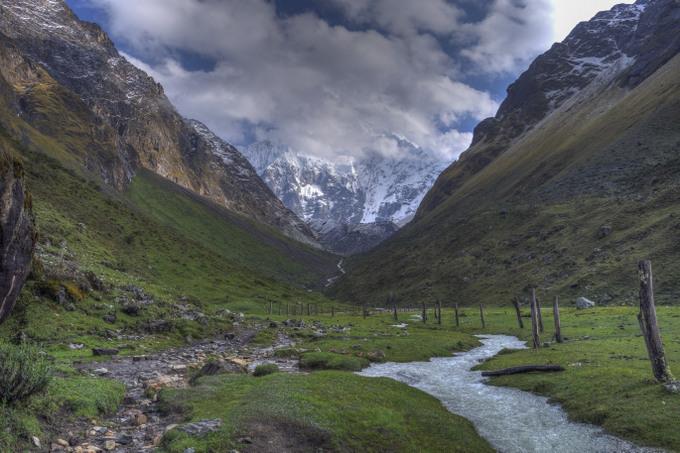 Trekking Salkantay Trek Tag 2