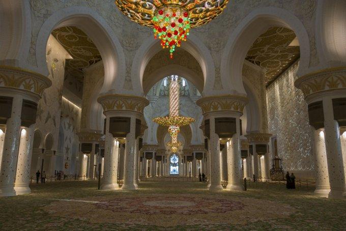 Abu Dhabi Tipps Sheikh-Zayed Moschee (2)