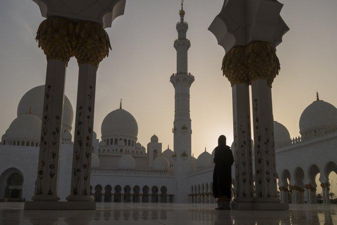 Abu Dhabi Tipps Sheikh-Zayed Moschee (4)