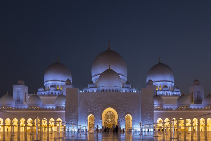 Abu Dhabi Tipps Sheikh-Zayed Moschee (6)