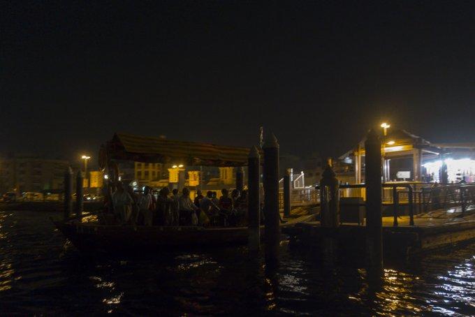 Dubai Tipps Bootsfahrt auf dem Dubai Creek