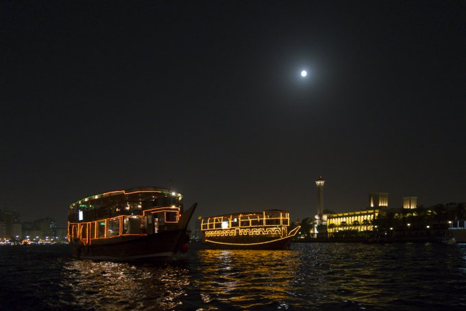 Tipps Dubai Dubai Creek Bootsfahrt