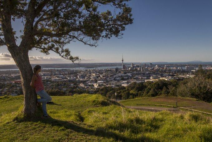 Weltreise-Rückblick Auckland in Neuseeland