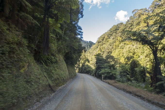 Camping Roadtrip Neuseeland World Forgotten Highway