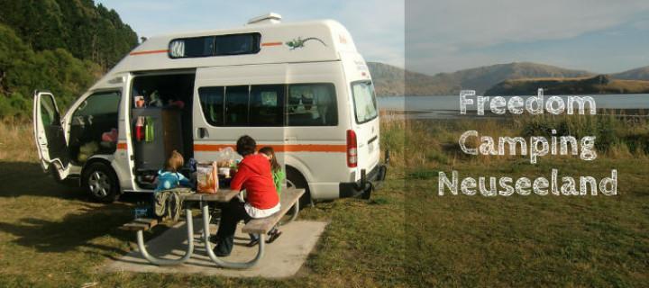 Freedom Camping in Neuseeland – Das müsst ihr darüber wissen
