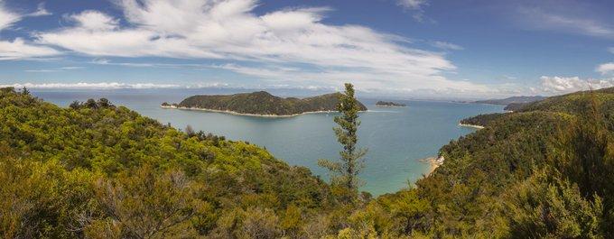 Neuseeland Reiseroute Südinsel Abel Tasman