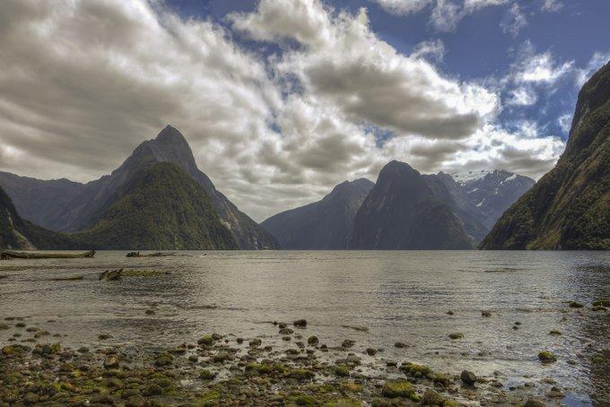 Neuseeland Reiseroute Südinsel Milford Sound