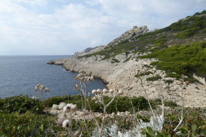 Outdoor Europa Gudrun Reisebloggerin Marseille