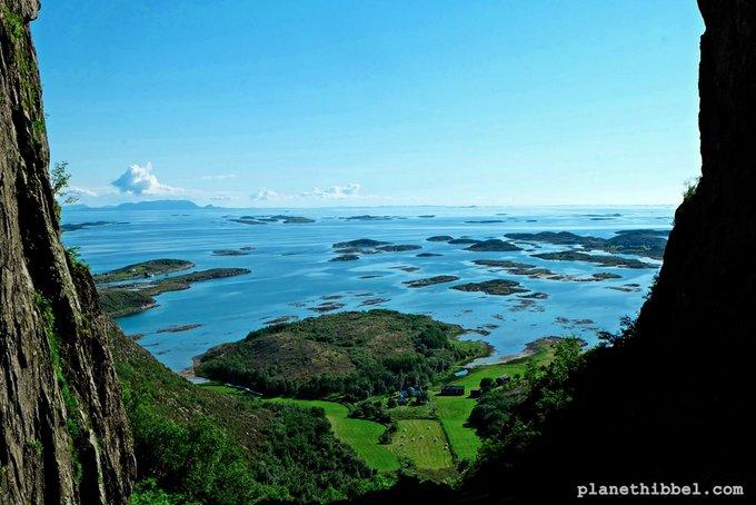 Outdoor Europa Nadine Norwegen Planet Hibbel