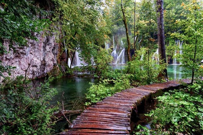 Outdoor Europa Plitvicer-seen-Tanja Reiseaufnahmen