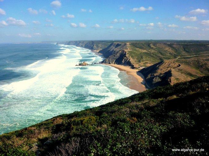 Outdoor Europa Steffi von Algarve pur