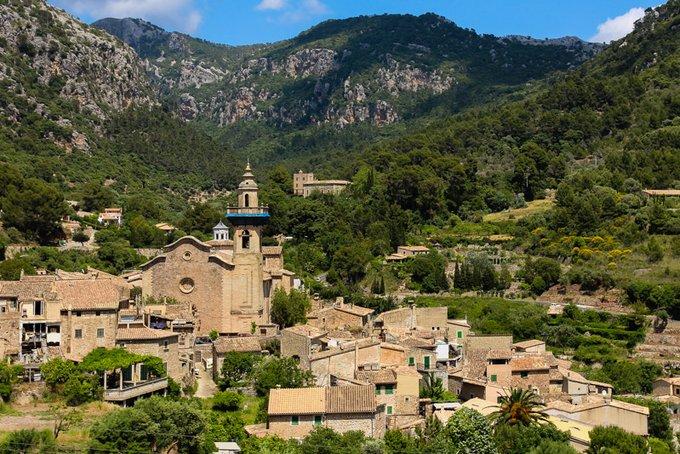 Outdoor Europa Valldemossa, Mallorca - takly on tour Tanja