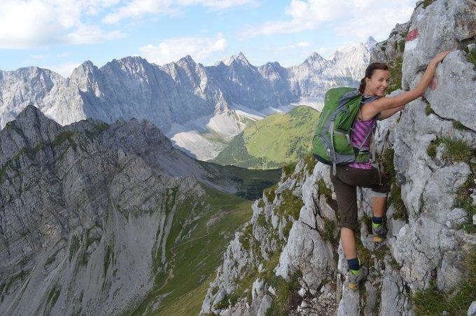 Outdoor Europa Wandern im Karwendel Doreen Fersuchtblog