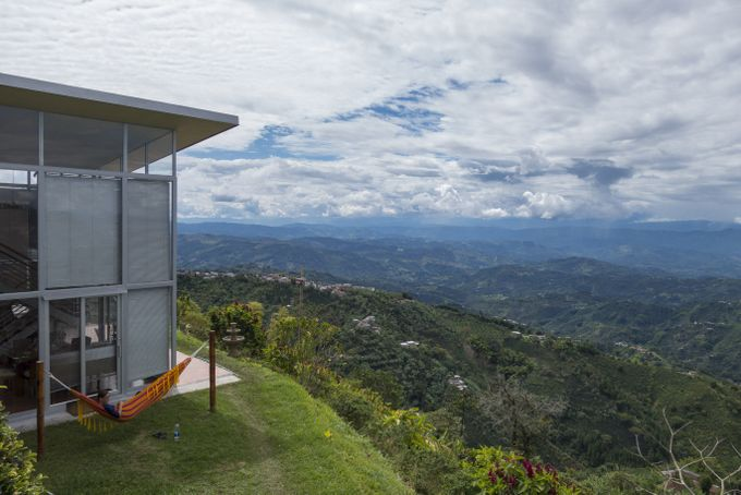 Reisekosten Kolumbien AirBnB Unterkunft