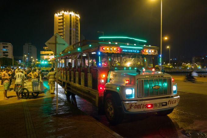 Reisekosten Kolumbien Rumba en Chiva