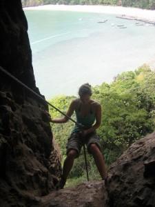 Aktivurlaub Thailand Klettern