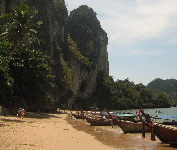 Aktivurlaub Thailand Klettern Ton Sai
