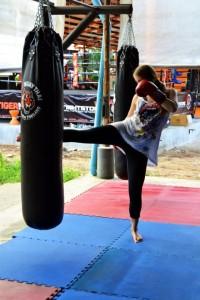 Aktivurlaub Thailand Muay Thai Boxtraining