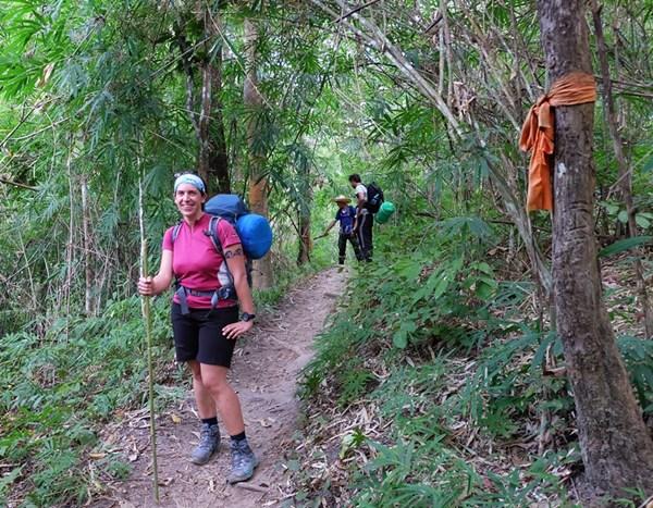 Aktivurlaub Thailand Wandern