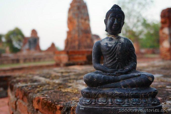Aktivurlaub Thailand Yoga Buddha