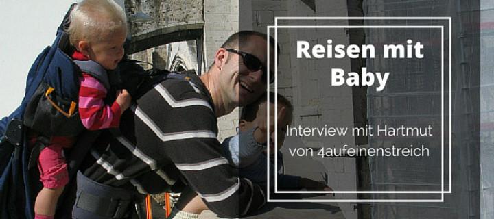 Reisen mit Baby – Interview mit Hartmut von 58 Grad Nord