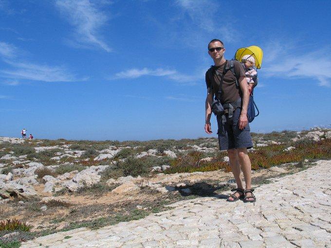 Interview Reisen mit Baby 4aufeinenstreich Algarve Portugal