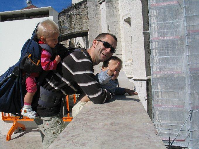 Interview Reisen mit Baby 4aufeinenstreich Stadterkundung Lissabon