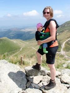 Interview Reisen mit Baby Ausreisserin Lotta Emeibabytrage