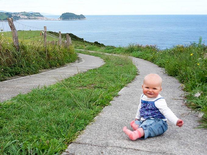 Interview Reisen mit Baby Ausreisserin Lotta Zarautz